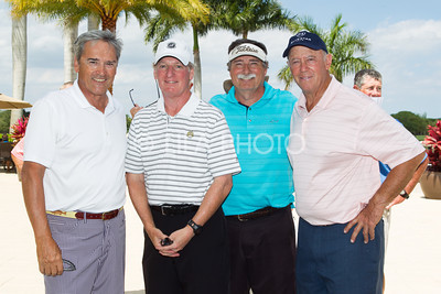 Marvin Guerra, Marc Schwarz, Bill Holtman, Cliff Tamis