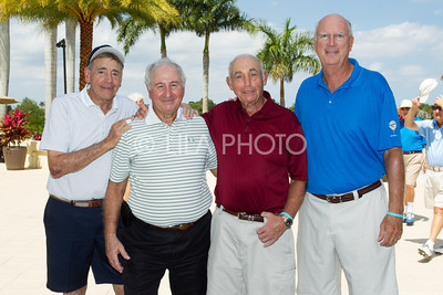 Marvin Littky, Frank Caruso, Bob Schull, Dick Myers