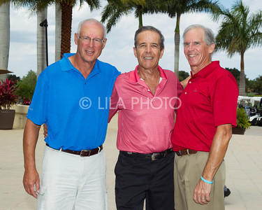 Jim Adelman, Carl Swanson, George Joy