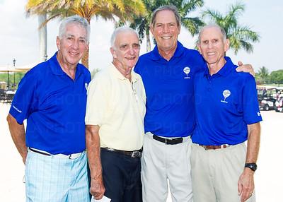 Leonard Levy, Ed Broida, Charles Marmelstein, Burt Schwartz