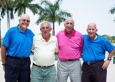 Jerry Bloom, Ira Berger, Bernie Kahan, Mattie Rosenberg