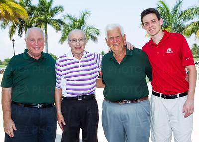 Jerry Polleck, Murray Friedman, David James, Michael Hammond