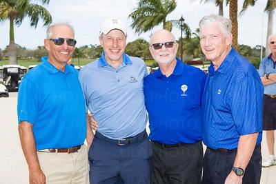 David Frank, Peter Hoffman, Mark Freeman and Greg Ross.