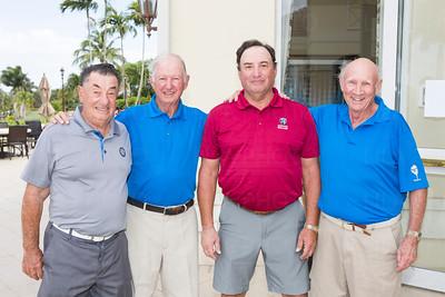 Alden Englander, Seth Blumenfeld, Jerry Matlin and Jay Agran.