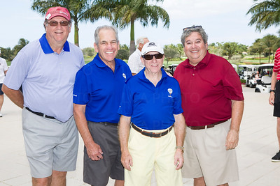 Sol Gordon, Marvin Paine, Rich Shuman and Tom Zemboch.