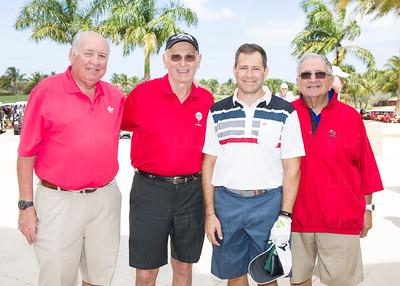 Paul Stuken, Jack Robbins, Jason Robbins and Stan Geist.