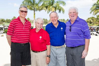 Howard Rosen, Mike Schneider, Marvin Lava and Max Stolzeerg.
