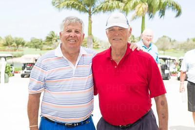 Len Mellow and Ed Gilbert