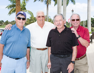 Stan Dessen, Ron Rofe, Mal Levine and Joel Nussbaum.