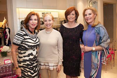 Sandy Lamm, Catherine Pollack, Ruth Krall, Margaret Singerman