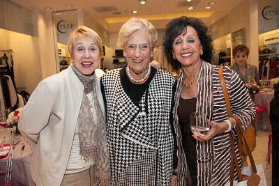 Gloria Slass, Lucy Kay, Freddie Scheffren