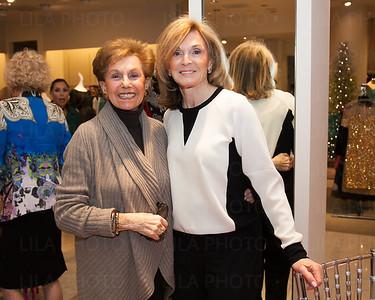 Muriel Saltzman, Florence Goodman