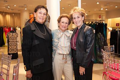 Norma Lippman, Syd Shaw, Rhoda Steiner