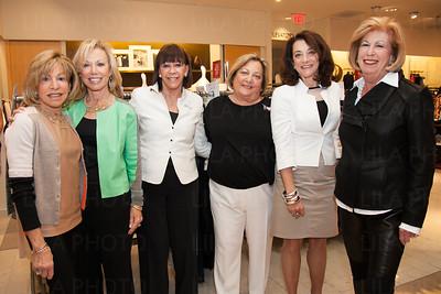 Gale Salz, Vicki Wildstein, Thelma Florin, Lynne Miller, Shelley Parker, Bobbi Sobel