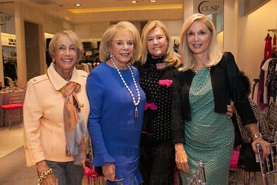 Phyllis Hershman, Shaldine Gillman, Joan Rand, Bonnie Feinberg