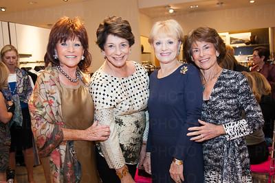 Evelyn Taback, Reva Halperin, _, Judy Chesler