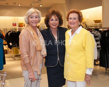 Fay Levine, Paula Silverman, Syd Shaw