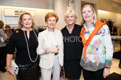 Denise Siegel, Muriel Saltzman, Mickey Berman, Susan Fuirst