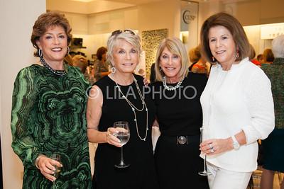 Ethel Schultz, June Garson, Joan Parks, Judy Konigsberg