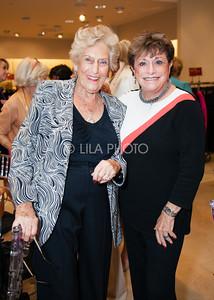Lucille Kay, Myrna Leven