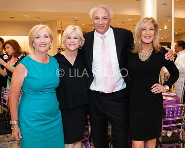 Anne Stanfield, Mickey Berman, Dr. John Cleveland, Beth Pine