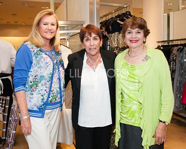 Joan Rand, Iris Leaf, Arlene Lazarus