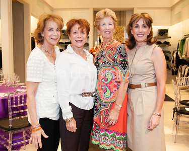 Barbara Davis, Lynne Feinstein, Carol Smith, Robin Rosenblatt