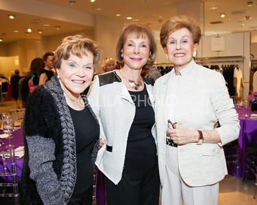 Rho Edelman, Barbara Reitman, Muriel Saltzman