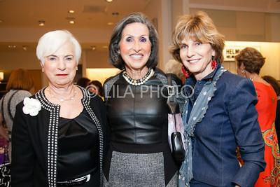 Barbara Leibowitz, Helene Katz, Breanda Brom