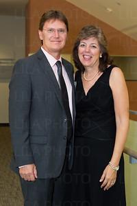 Dr. Tom Kodadek & Ofelia Utset