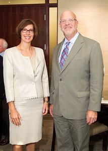 DeAnna Pledger, Dr. David Blinder