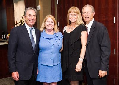 Michael Hyett, Lesley Hogan, Lisa Hall, John Patten Jr.