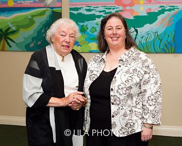 Jane Davis Doggett, Rosalie Roush