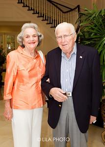 Elaine Ofoster Konefal and Dr. Stanley Konefal