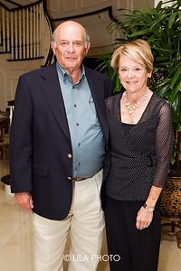 Dr. Arthur Block & Barbara Block