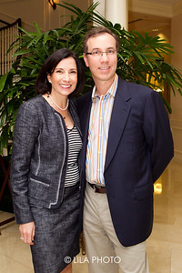Dr. Andrea Hass and Dr. Bryan Hass