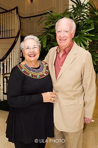 Dr. Marilyn Spechler and Col. Jay W. Spechler
