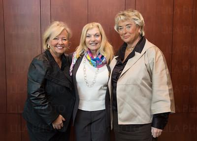 Elizabeth Litowitz, Nancy Hart, Marilyn Corradini