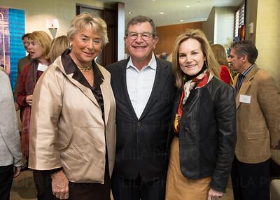 Marilyn Corradini, Jeff Barr, Suzanne Holmes