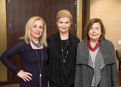 Joanne Pinciss, Karen Fischer, Joan Siegel