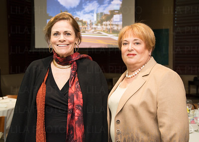 Joan Mattison, Margie Berg