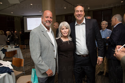 Senator Frank Watson, Susan Watson, Dr. Paul Robbins