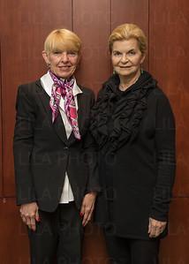 Mariann Tenaglia, Karen Fischer
