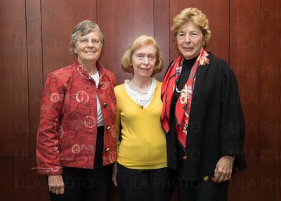 Ellie Fralick, Ginger Roll, Leanna Landsmann