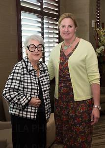 June Jones, Dr. Laura Niedernhofer