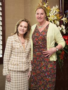 Suzanne Holmes, Dr. Laura Niedernhofer