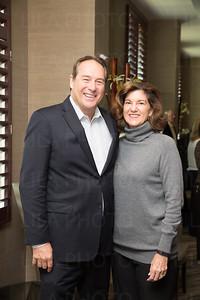 Dr. Paul Robbins, Bonnie Carpenter