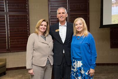 Gail Horvath, Irv Geffen, Nancy Hart
