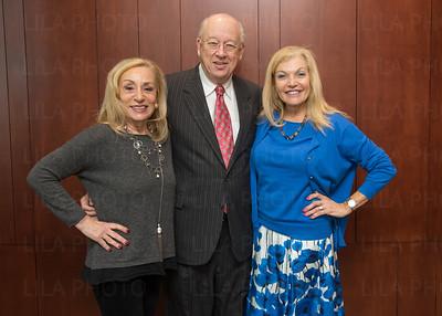 Joanne Pinciss, Barry Berg, Nancy Hart