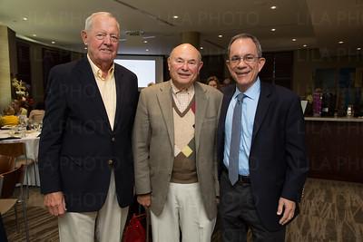 Gerry Holm, Joseph Scheller, Ed Ricci